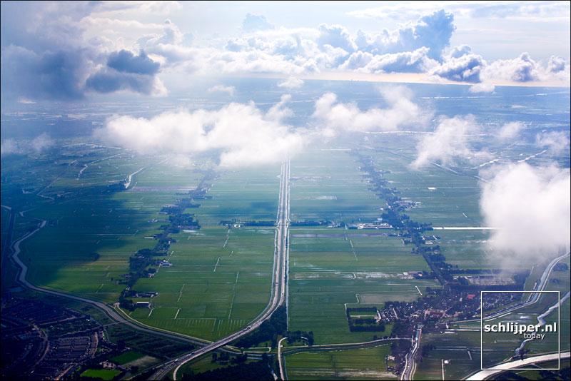 Nederland, Wijdewormer, 22 augustus 2014