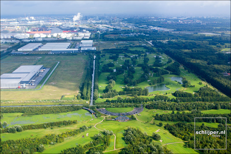 Nederland, Ruigoord, 22 augustus 2014