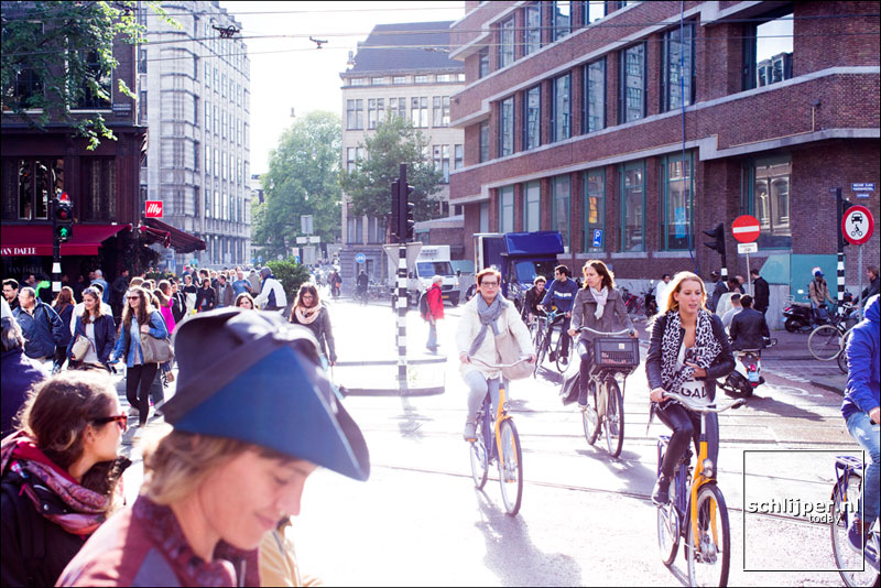 Nederland, Amsterdam, 23 augustus 2014