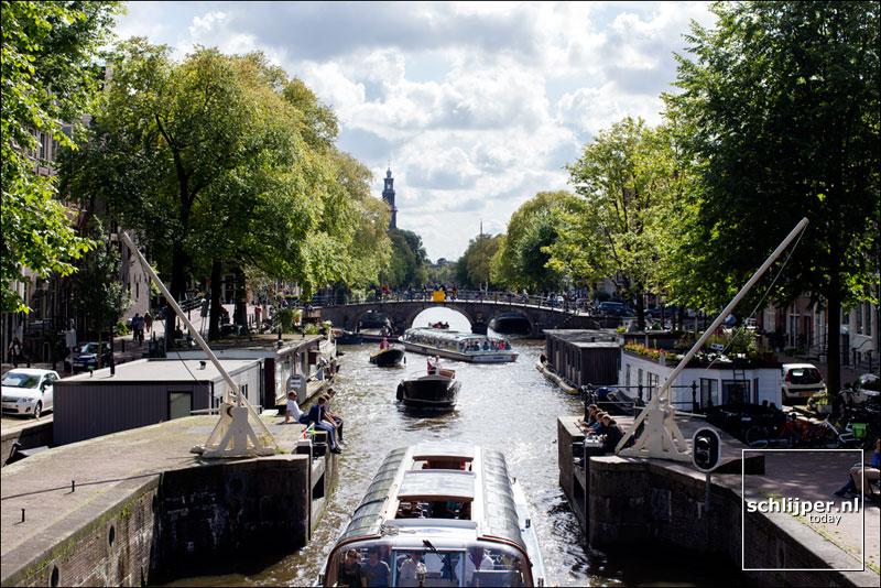Nederland, Amsterdam, 24 augustus 2014