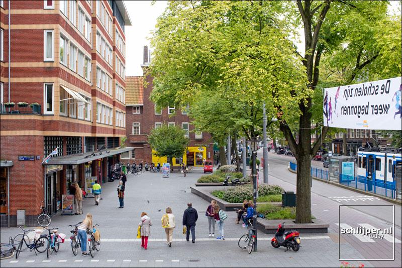 Nederland, Amsterdam, 25 augustus 2014
