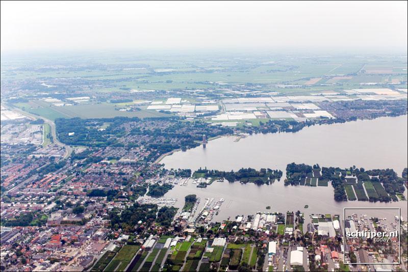 Nederland, Aalsmeer, 25 augustus 2014