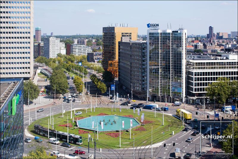 Nederland, Rotterdam, 27 augustus 2014