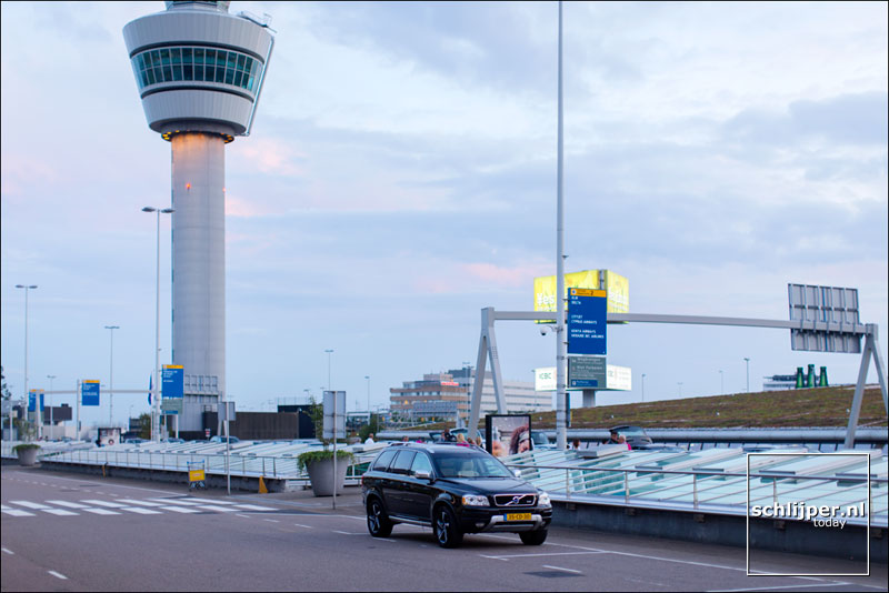 Nederland, Schiphol, 30 augustus 2014