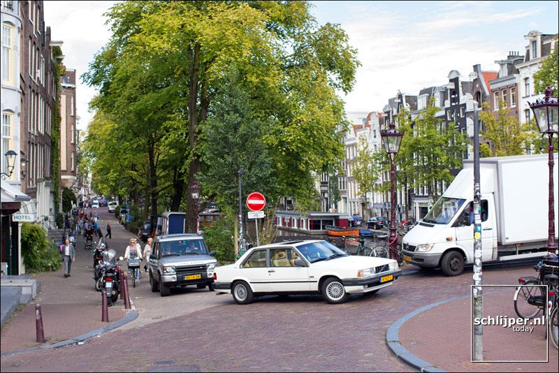 Nederland, Amsterdam, 1 september 2014