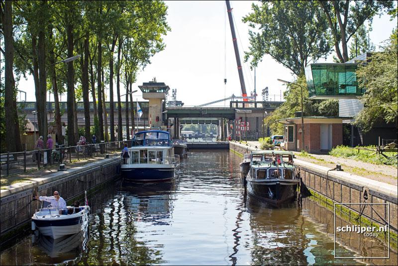 Nederland, Amsterdam, 2 september 2014