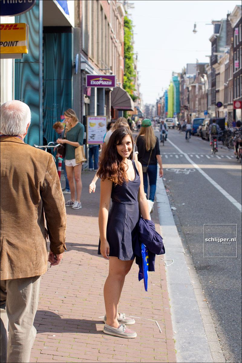Nederland, Amsterdam, 4 september 2014
