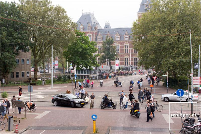 Nederland, Amsterdam, 5 september 2014