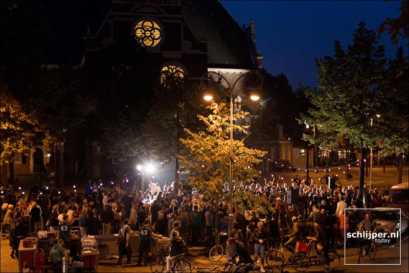 Nederland, Amsterdam, 7 september 2014