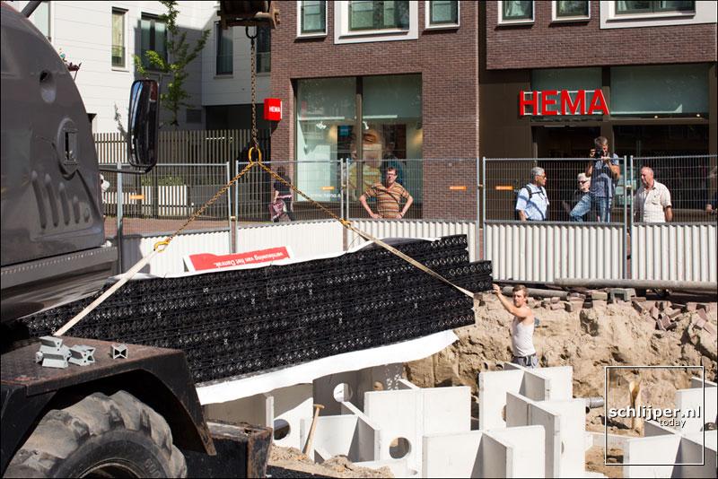 Nederland, Amsterdam, 8 september 2014