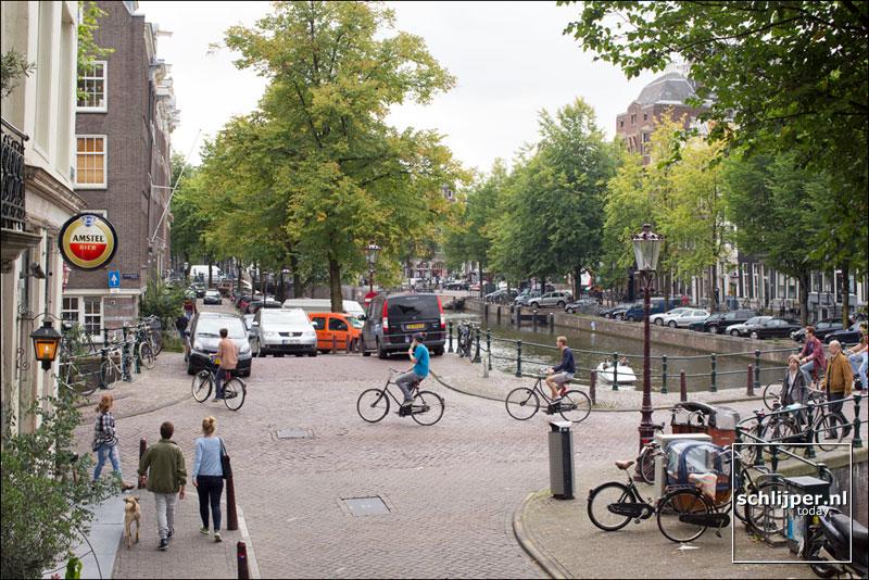 Nederland, Amsterdam, 9 september 2014
