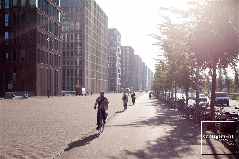 Nederland, Amsterdam, 10 september 2014