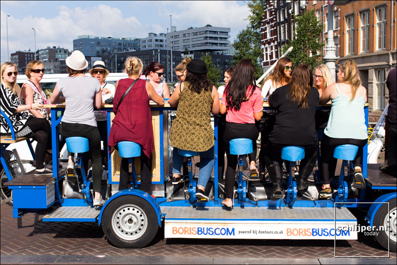 Nederland, Amsterdam, 12 september 2014