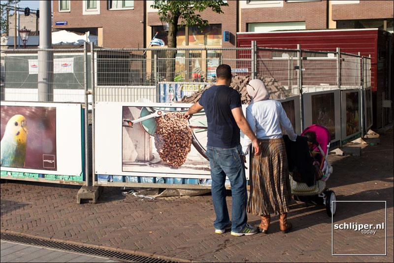 Nederland, Amsterdam, 13 september 2014