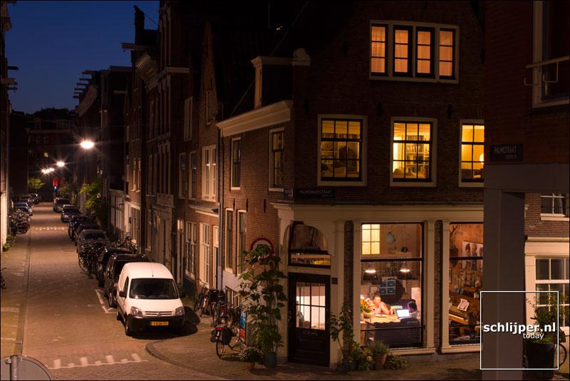 Nederland, Amsterdam, 14 september 2014