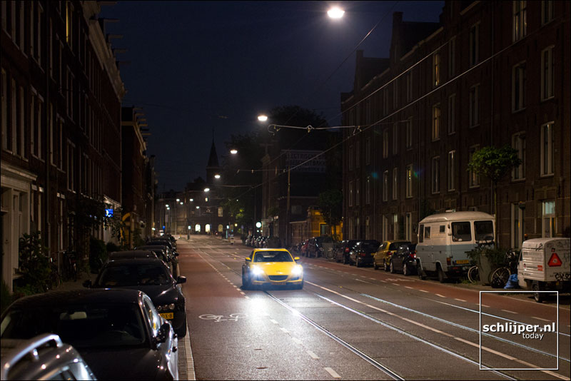 Nederland, Amsterdam, 15 september 2014