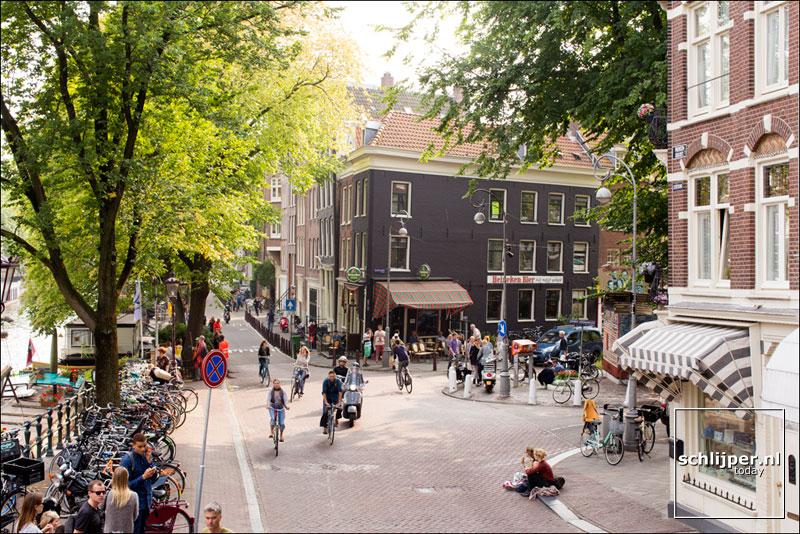 Nederland, Amsterdam, 16 september 2014