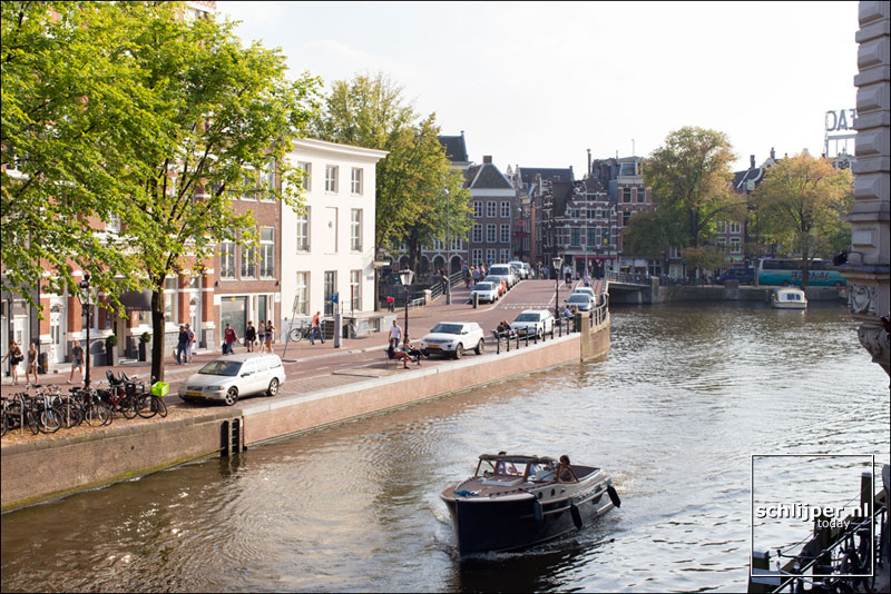 Nederland, Amsterdam, 17 september 2014