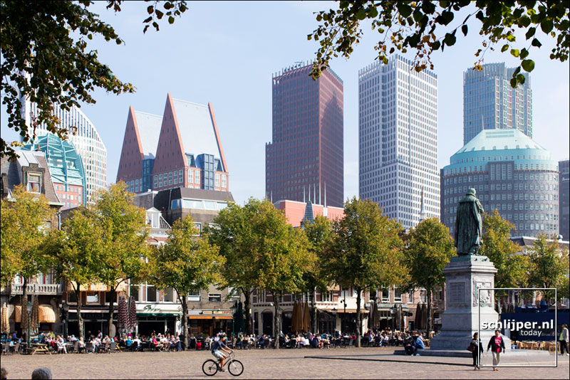 Nederland, Den Haag, 19 september 2014