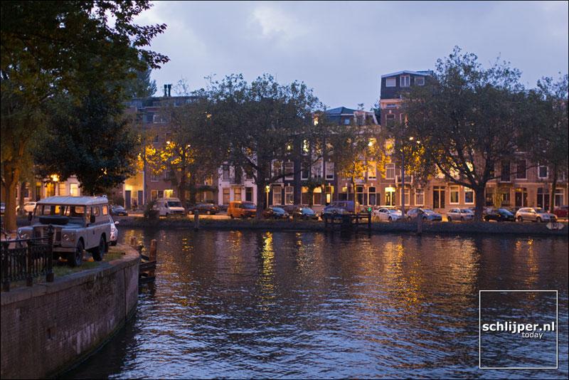 Nederland, Amsterdam, 20 september 2014