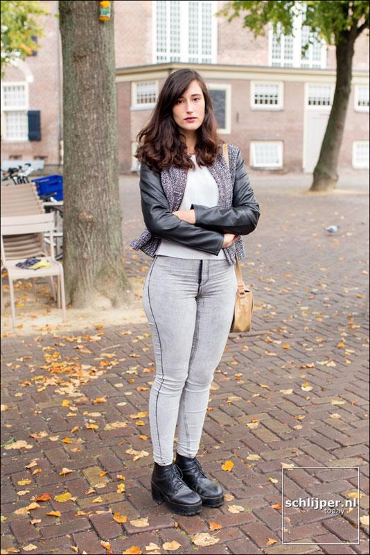 Nederland, Amsterdam, 24 september 2014