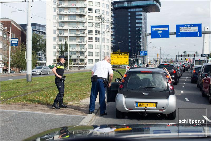 Nederland, Rotterdam, 25 september 2014