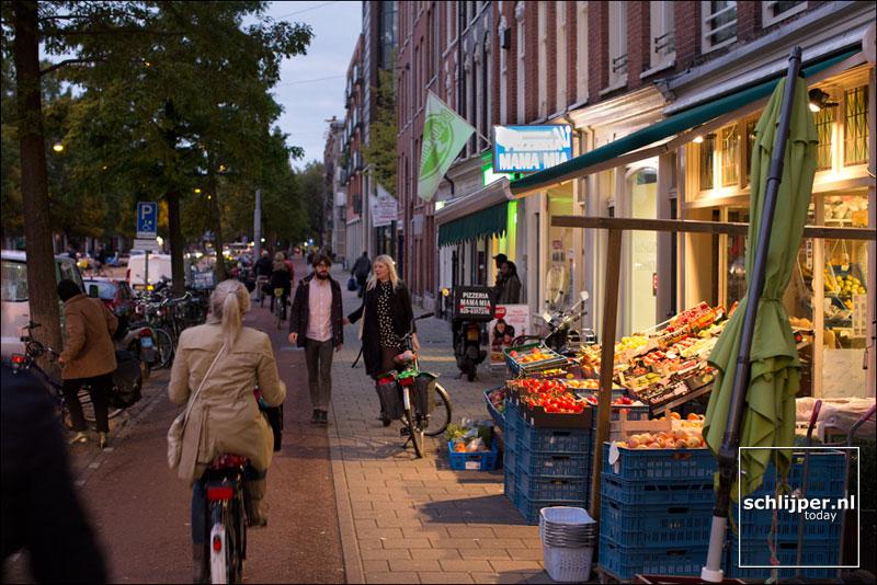 Nederland, Amsterdam, 26 september 2014