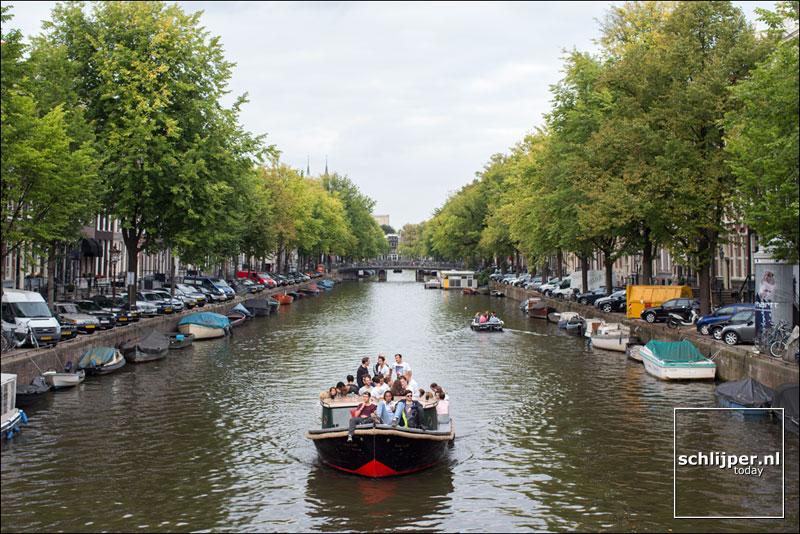 Nederland, Amsterdam, 27 september 2014