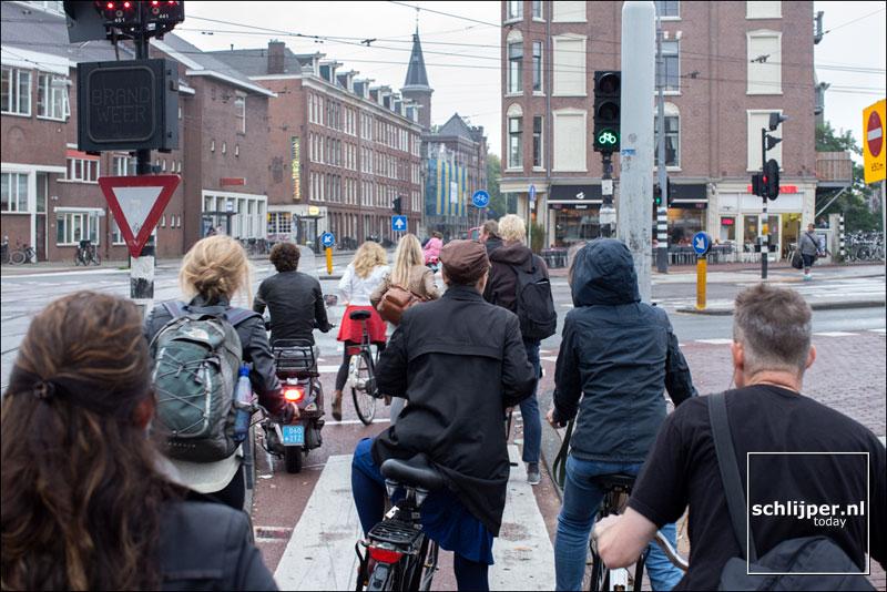 Nederland, Amsterdam, 29 september 2014
