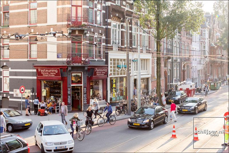 Nederland, Amsterdam, 3 oktober 2014