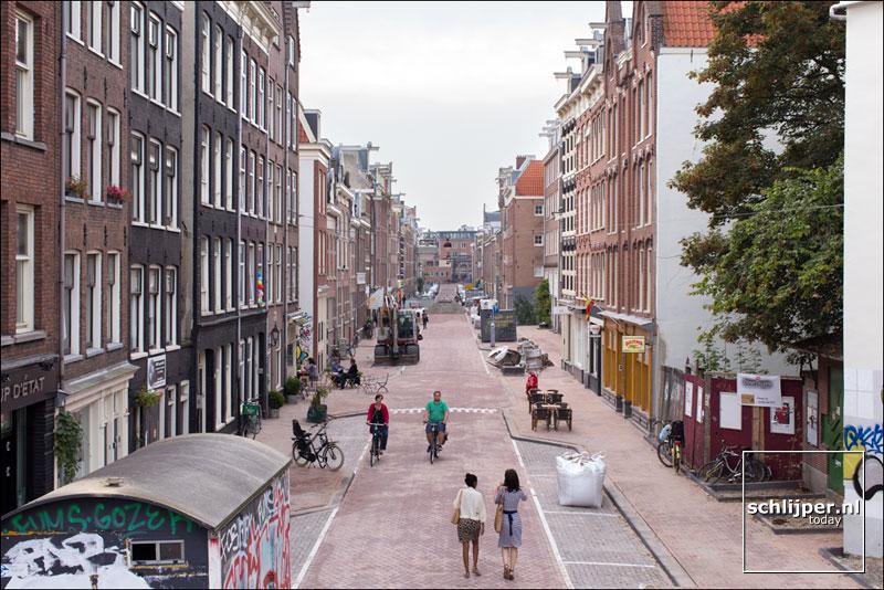 Nederland, Amsterdam, 4 oktober 2014