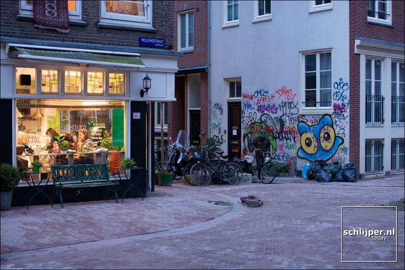Nederland, Amsterdam, 6 oktober 2014