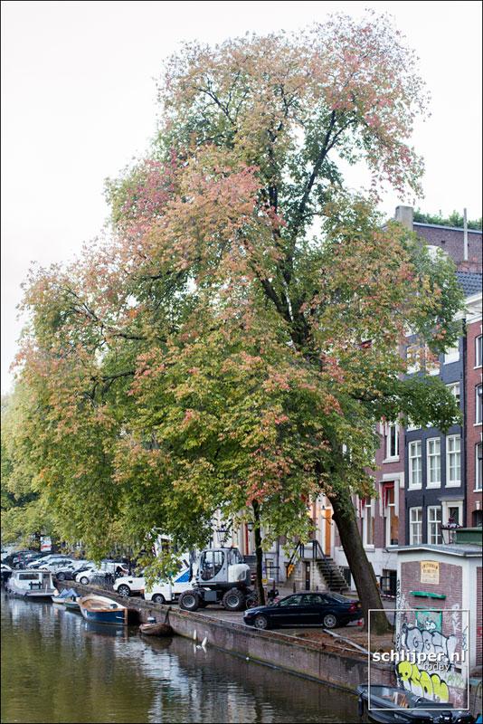 Nederland, Amsterdam, 7 oktober 2014