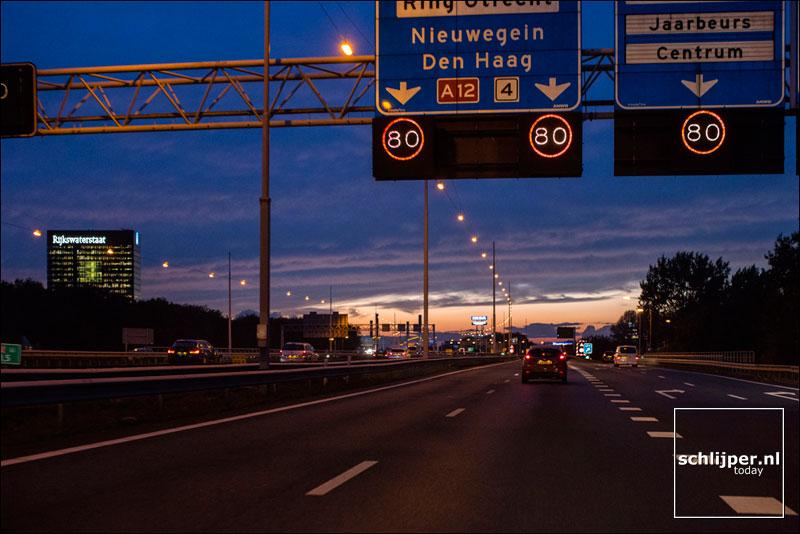 Nederland, Utrecht, 8 oktober 2014