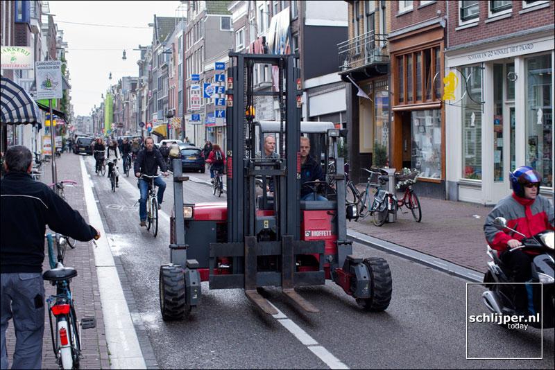Nederland, Amsterdam, 9 oktober 2014