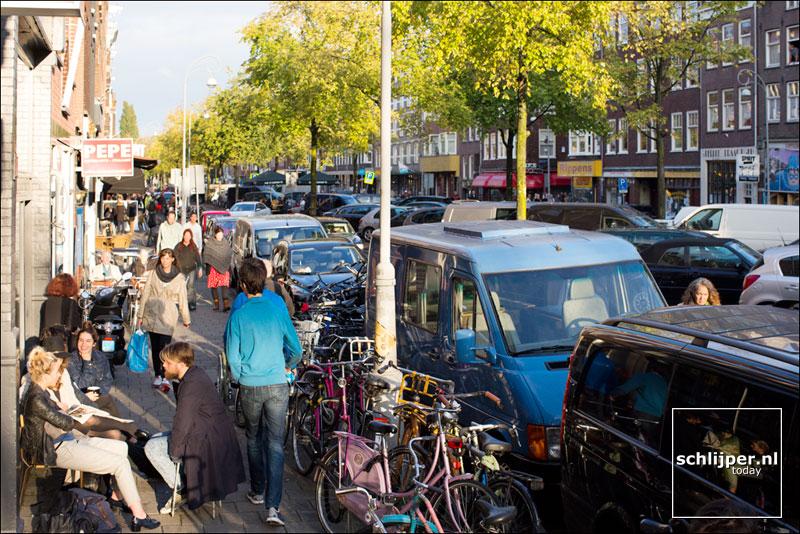 Nederland, Amsterdam, 11 oktober 2014