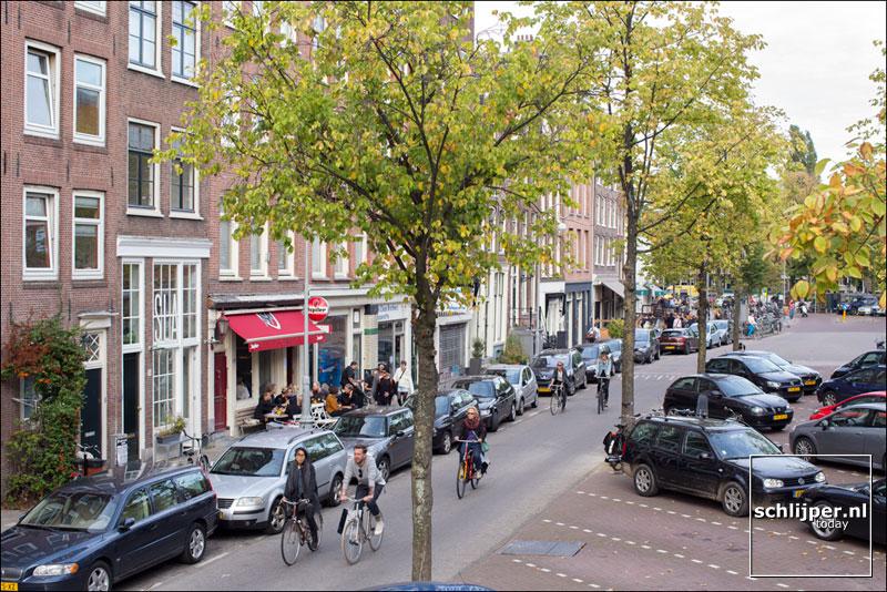 Nederland, Amsterdam, 12 oktober 2014