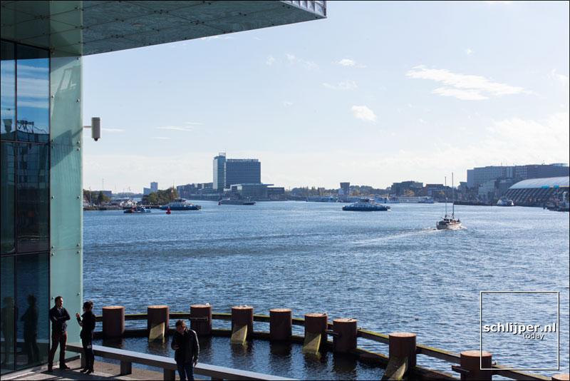 Nederland, Amsterdam, 13 oktober 2014