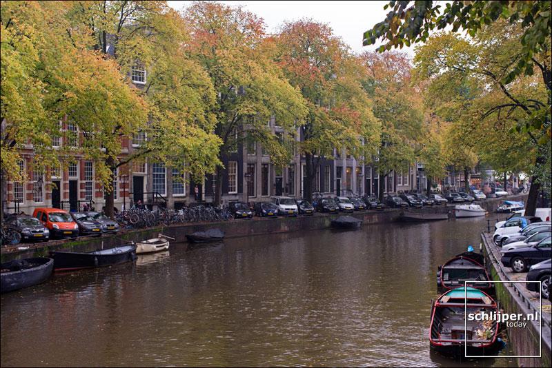 Nederland, Amsterdam, 24 oktober 2014