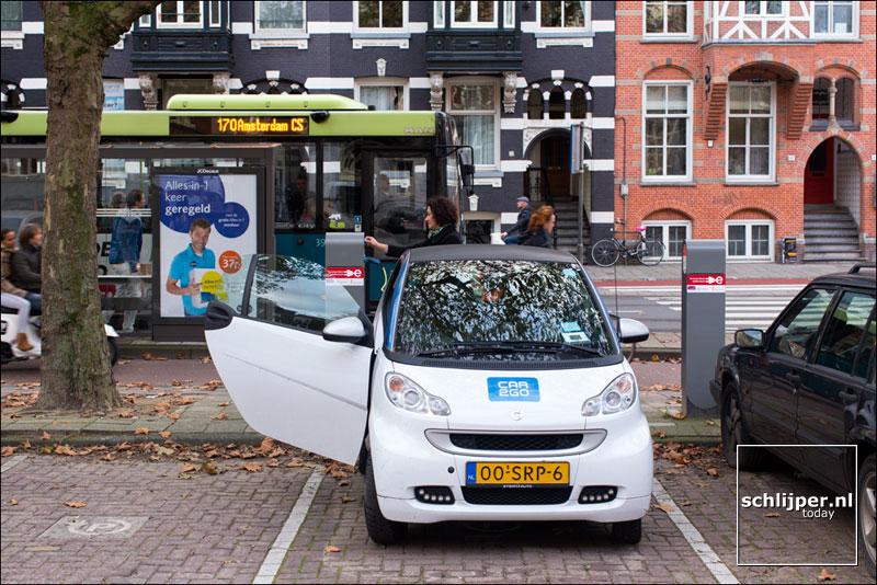 Nederland, Amsterdam, 25 oktober 2014