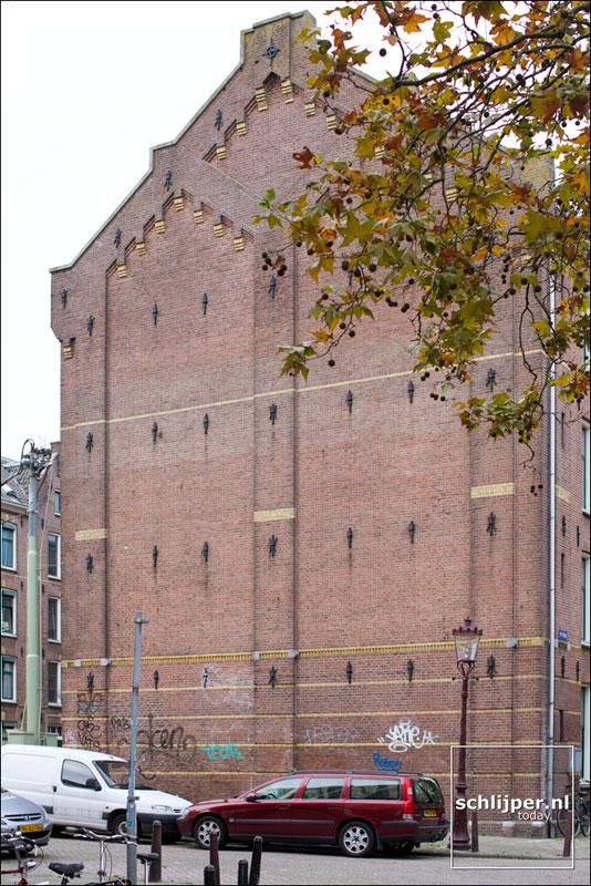 Nederland, Amsterdam, 26 oktober 2014