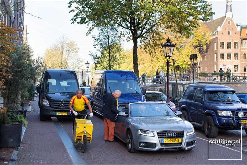 Nederland, Amsterdam, 27 oktober 2014