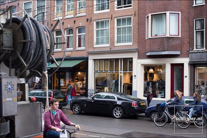 Nederland, Amsterdam, 29 oktober 2014