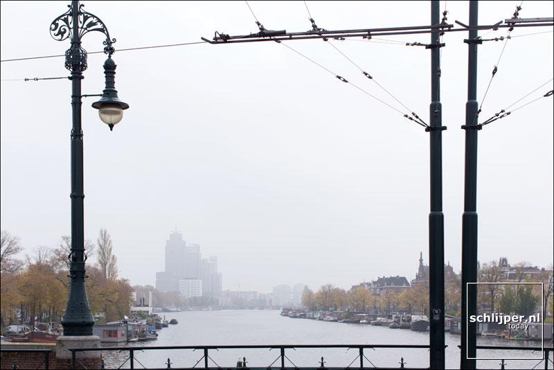 Nederland, Amsterdam, 30 oktober 2014