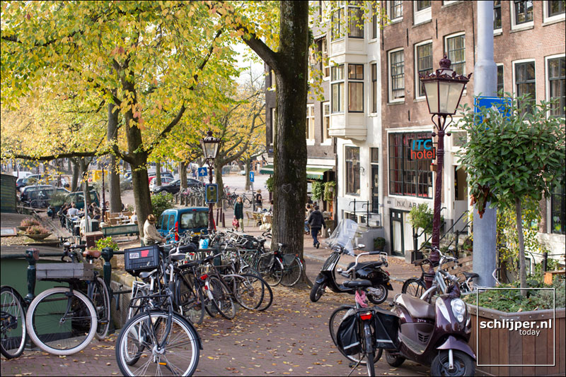 Nederland, Amsterdam, 31 oktober 2014