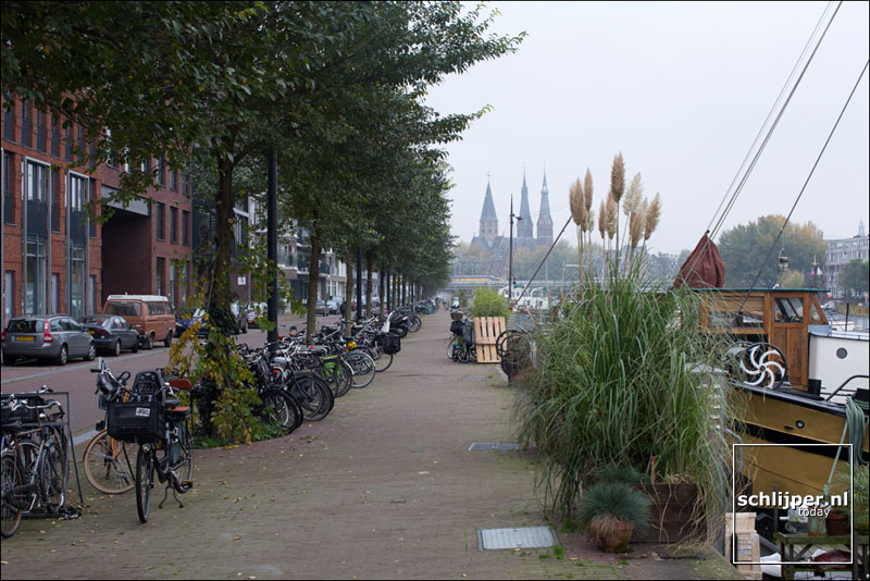 Nederland, Amsterdam, 6 november 2014