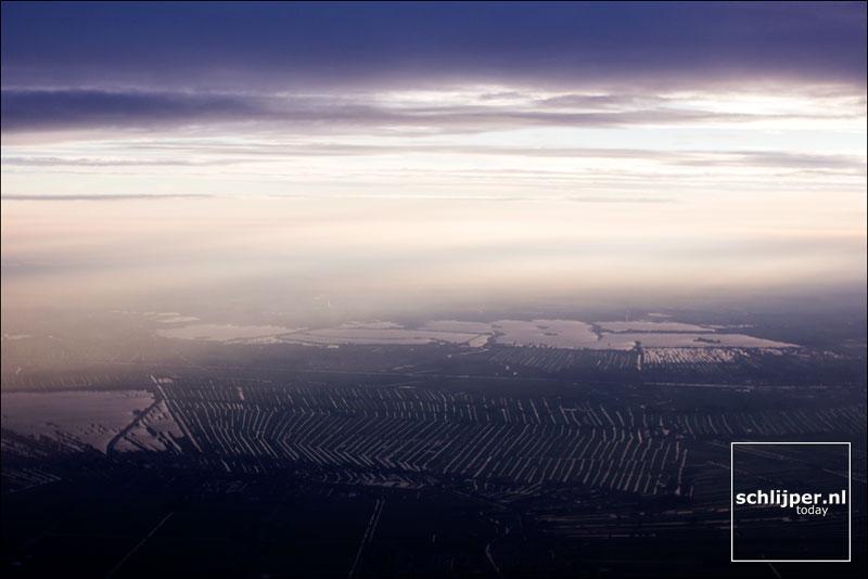 Nederland, Vinkeveense Plassen, 7 november 2014