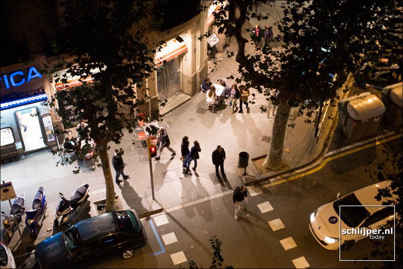 Spanje, Barcelona, 7 november 2014
