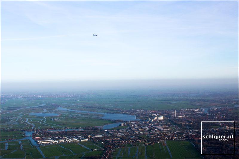 Nederland, Wormerveer, 8 november 2014