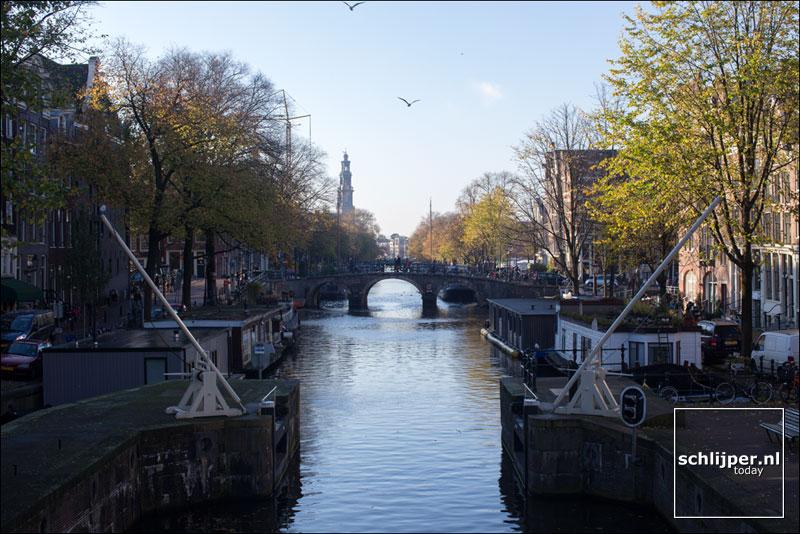 Nederland, Amsterdam, 10 november 2014
